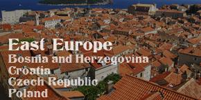 East Europe 東ヨーロッパ