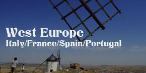 West Europe 西ヨーロッパ