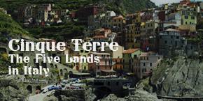Cinque Terre Italy チンクエテッレ